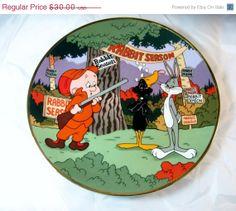 BIG SALE Vintage Warner Brothers Looney Tunes by EclecticVintager, $24.00