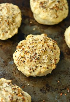 Everything Biscuits #recipe