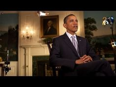 President Obama: It Gets Better. 2010.  President Obama is committed to ending bullying, harassment and discrimination in all its forms in our schools and communities.  That's why he recorded this message.