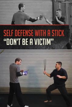 VIDEO: Knife Attack Defense with a Stick | Self Defense Tactics by Gun Carrier at http://guncarrier.com/video-knife-attack-defense-with-a-stick-self-defense-tactics/