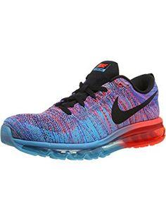 Nike Flyknit Max Men's Running Shoes (11.5) ❤ NIKE
