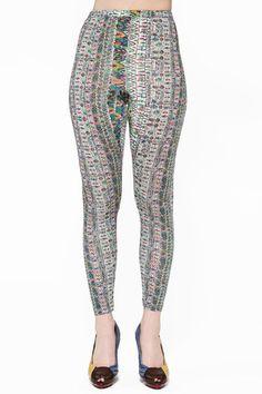Women´s trousers and leggings. Women's Leggings, Bliss, Designer Leggings, Capri Pants, Pajama Pants, Pajamas, Trousers, Autumn, Stuff To Buy