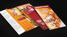 Flyer Novos Produtos - Casa Di Salgados