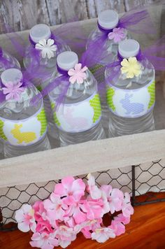 Free Easter labels and printable collection from @Amanda's Parties TO GO as featured on @Kara's Party Ideas