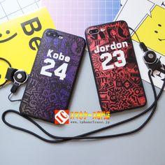 iphone7/8ケースアイフォン7plusバスケットボールチーム携帯カバー コービー・ビーン・ブライアント6Sマイケル·ジョ—ダンNBAファッションおしゃれスマホケース