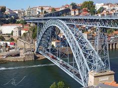 Luis I Bridge #Porto #Portugal