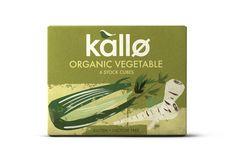 Organic Vegetable stock cubes