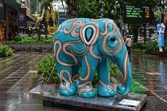 Elephant Parade - alldressedup | Flickr - Photo Sharing!