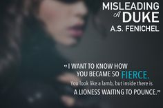 Misleading A Duke The Wallflowers of West Lane #2 A secretive duke A determined lady Spies out for revenge And a puppy What can go wrong?