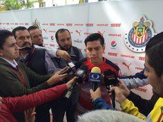 CHIVAS QUIERE AL AMÉRICA EN LIGUILLA América fue el verdugo de Chivas en la Liguilla pasada, espina que quiere sacarse Michael Pérez. Destacó la importancia de conseguir los tres puntos el sábado frente al Necaxa.