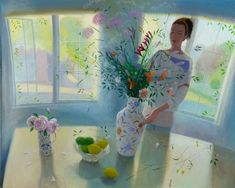 Nicholas Hely Hutchinson, The Flower Arranger
