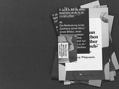 qualitegraphiquegarantie:  DeKons — booklet, A5, 16 pages, offset print, stapled
