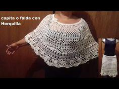 capita o falda con horquilla 💕 - YouTube