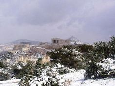 Winter in Greece lasts from November to March, but is the coldest in January with temperatures around 8C/48F in the daytime and 6C/58F at night.