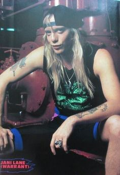 Jani Lane, 80s Hair Bands, 80s Stuff, Glam Metal, Heavy Metal Bands, Glam Rock, Rock Stars, My Favorite Music, Music Bands