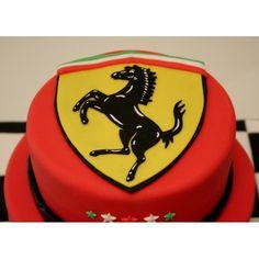 ferrari cake - Google Search Ferrari Cake, Google Search, Cooking, Desserts, Food, Tortilla Pie, Food Cakes, Kitchen, Tailgate Desserts