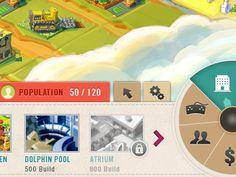 Online Game UI