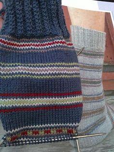 Estonian Kapotad Socks