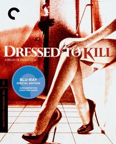 Dressed to Kill - Blu-Ray (Criterion Region A) Release Date: August 18, 2015 (Amazon U.S)