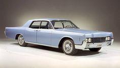 1966 Lincoln Continental Sedan