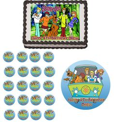 scooby doo cake template - scooby doo poseable dog ears headband party supplies
