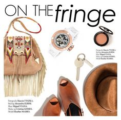 On the fringe by punnky on Polyvore featuring polyvore fashion style Etro Invicta Haute Hippie clothing