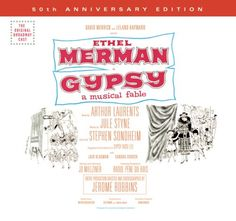 GYPSY - 50th Anniversary Edition (Original Cast)