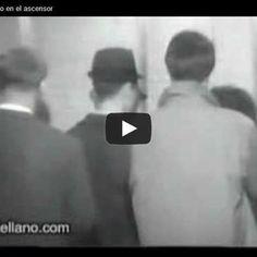 Rescatamos este vídeo sobre influencia social! ¿Te hubieses dado la vuelta? Experimento en el ascensor