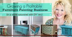 If you're looking to paint furniture…. the doors are now OPEN to attend Magic Brush's furniture repainting webinar. Learn how to paint and how to sell your pieces, etc.  http://themagicbrushinc.com/furniture-painting-business-webinar/