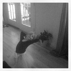 AjA - Amy j Atkinson  Kaylynn Faith Dance Like Nobody's Looking!