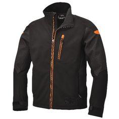 Beta Giacca softshell maniche lunghe abbigliamento lavoro nera grigio 7684