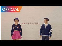 알맹 (Almeng) - 반시간 (Half an Hour) MV - YouTube great use of lyrics in MV and good song - 한글 사랑 <3