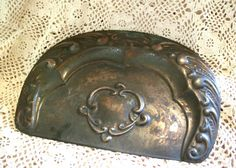 Victorian Antique Shabby Copper Plated Dust by MargsMostlyVintage, $17.00