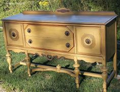 Antique Sideboards / Buffets / Servers. Let us customize one for your space. (Inventory:5)