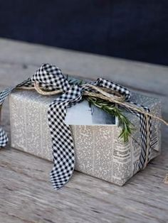 The easiest gift wrapping trick you need to know