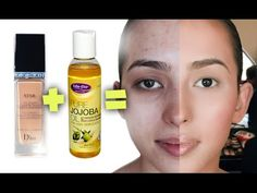 I pinned this for all of the great info in the comments on this video. I have not tried the foundation tip discussed in the video. But after reading through the comments left by my fellow oily skinned beauties I decided this shared info is excellent.