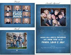 Brady Bunch Christmas Card Google Search