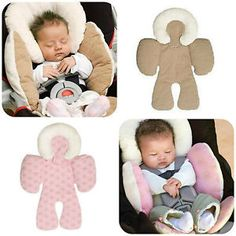 JJ Cole Collection Baby Head and Body Pad Support for Car Seat Stroller Pram Baby Jogger Stroller, Pram Stroller, Baby Strollers, Baby Girl Gifts, New Baby Gifts, Eco Bebe, Baby Chair, Baby Gadgets, Baby Prams