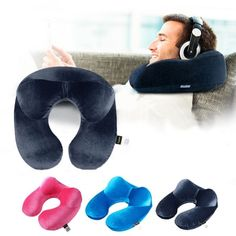 U-Shaped Inflatable Comfortable Pillow for Sleep 4 Colors http://ift.tt/2ECWkgO #Home #Garden #Toys #Sports #Fishing #Hunting #Tools #Lenses #Chargers #USB #Drives #Wristbands #Phones #Computers #Electronics #Fashion #Beauty #Health