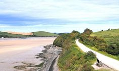 Cylce the camel trail from Padstow to Wadebridge for stunning woodland and estuary views.