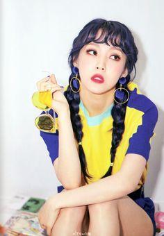 Moonbyul - Yes I am Kpop Girl Groups, Korean Girl Groups, Kpop Girls, Mundo Musical, Mamamoo Moonbyul, Babe, Mademoiselle, K Idols, South Korean Girls