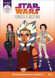 Star Wars: Force of Destiny |