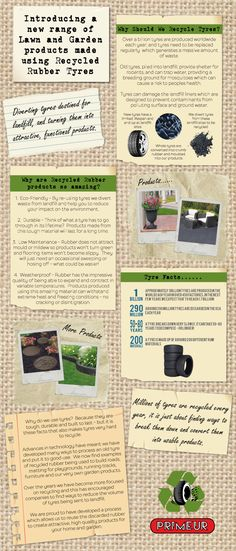 %TITTLE% -   At Primrose we are always looking to bring you innovative products, and are proud to introduce our new range of recycled rubber garden products.   Browse our range of recycled rubber products including planters, edging, deck tiles and stepping stones. –   Jorge works in the Primrose marketing... - https://antonbuddha.website/new-recycled-rubber-garden-products.html