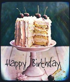 Here you will get beautiful happy birthday cake with wishes HD images which can be sent to your beloved one on his or her birthday to make a beautiful wish. Happy Birthday Clip Art, Cute Happy Birthday, Birthday Cheers, Birthday Blessings, Happy Birthday Pictures, Birthday Messages, Happy Birthday Wishes, Birthday Greeting Cards, Birthday Greetings
