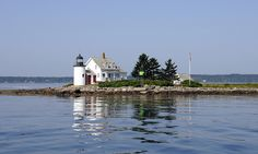 Blue Hill Bay Lighthouse, Maine