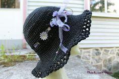 Heklet hatt fra Chris Han