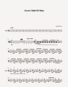 Guns n' Roses - Sweet Child of Mine