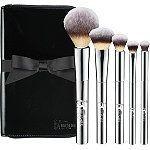 IT Brushes For ULTAYour Beautiful Basics Airbrush 101 5 Pc Getting Started Brush Set
