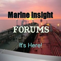 Re-Launching Marine Insight Forum – Register For FREE!