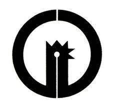 Logo de 1961 pour Rolf Harder, un élevage de poulet